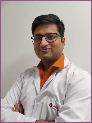 Dr. Abhinav Rishidev Yadav