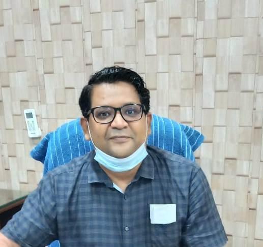 Dr. Saurabh Trivedi