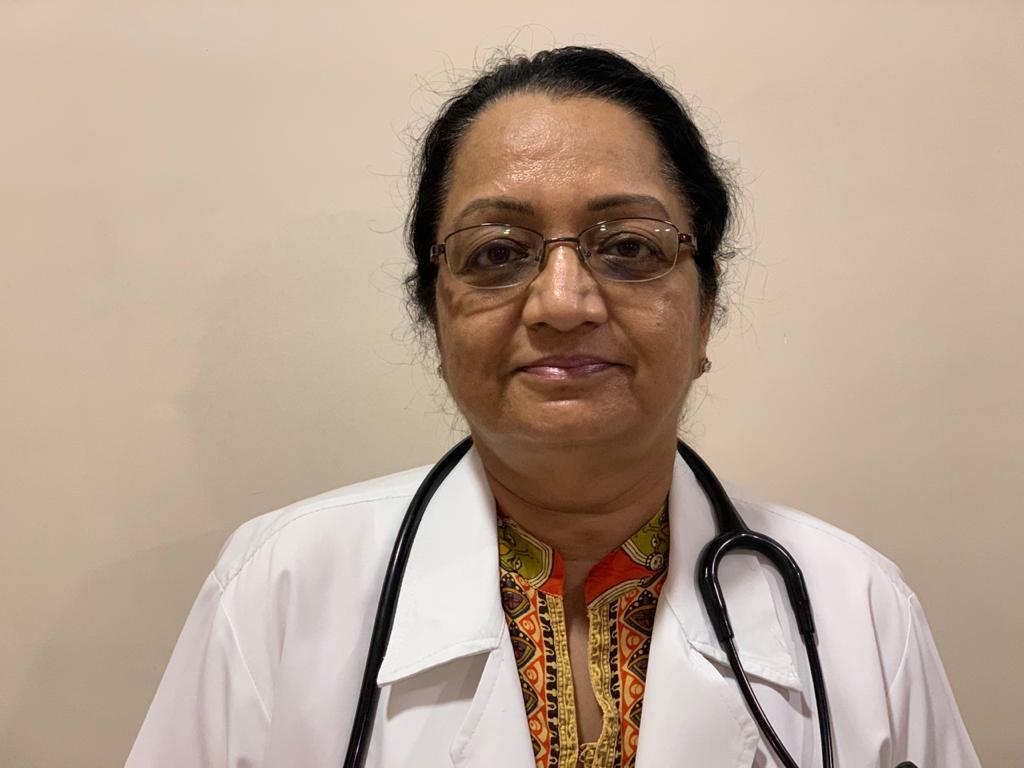 Dr. Nandini Rastogi