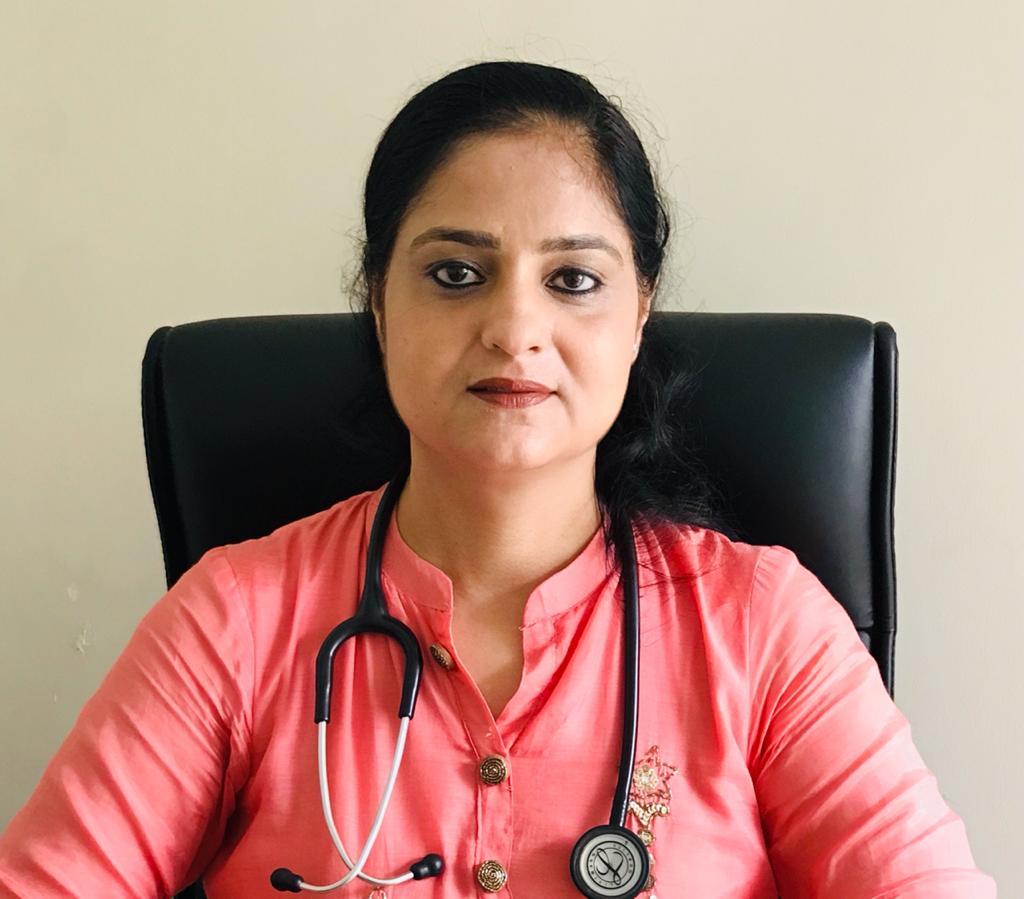 Dr. Prity Ahuja