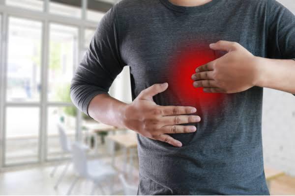 heartburn in acidity